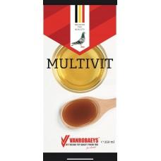 Multivitamín Vanrobaeys 250 ml